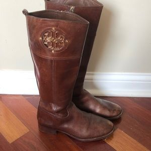 Tory Burch boots size 9.5